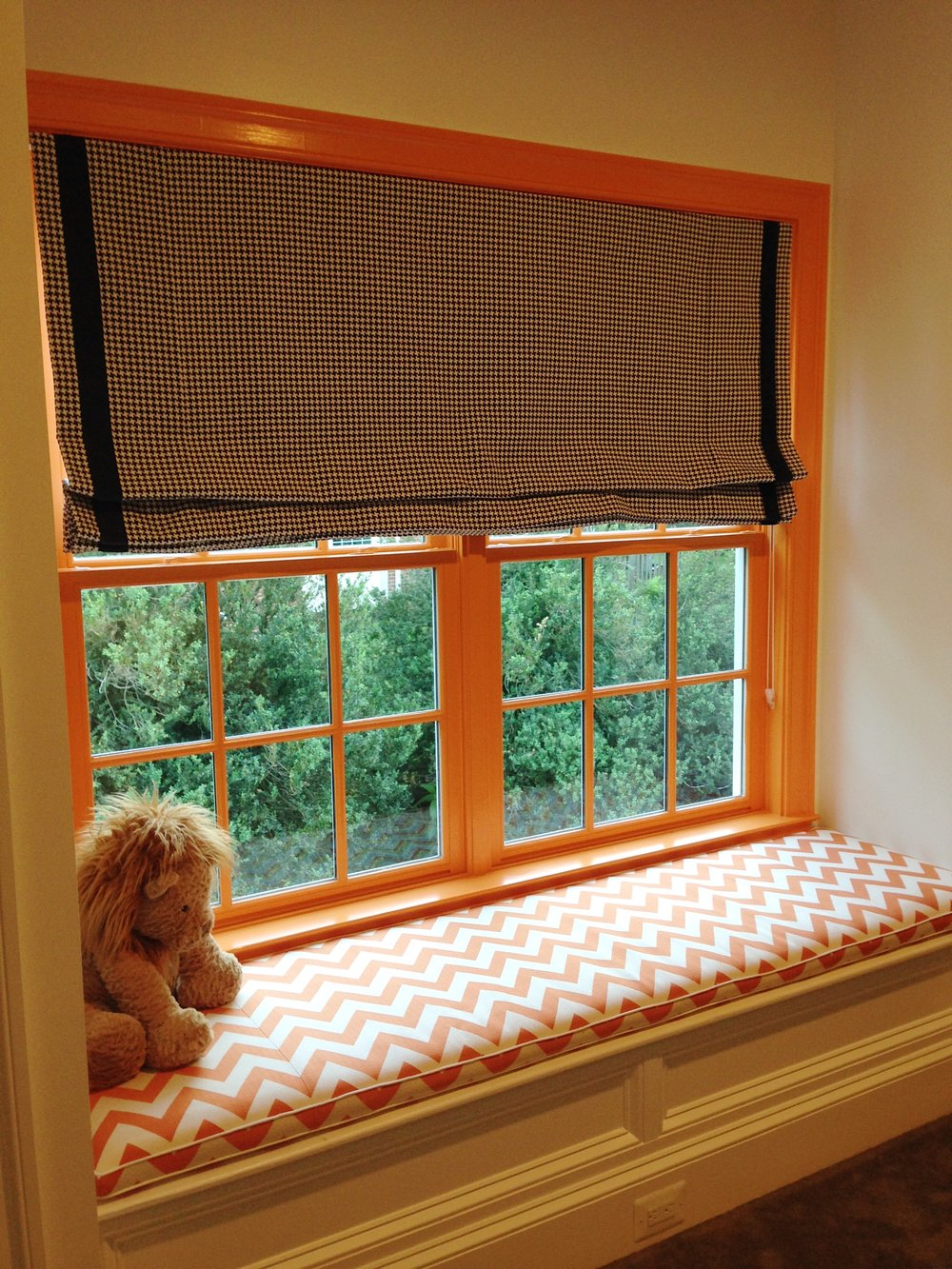 Window Seat Cushion