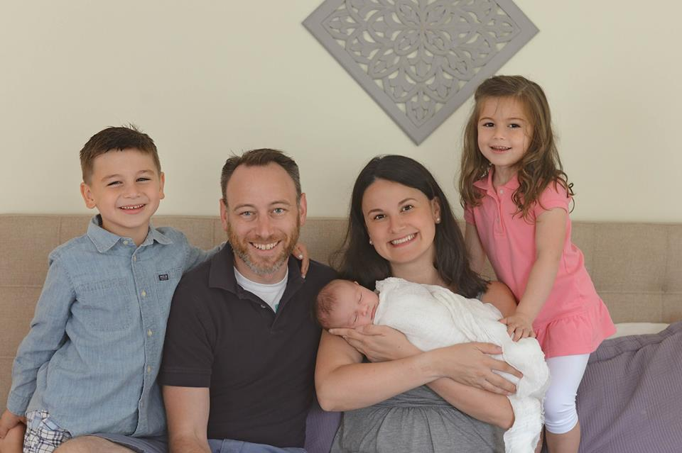 Maura Davis & Family