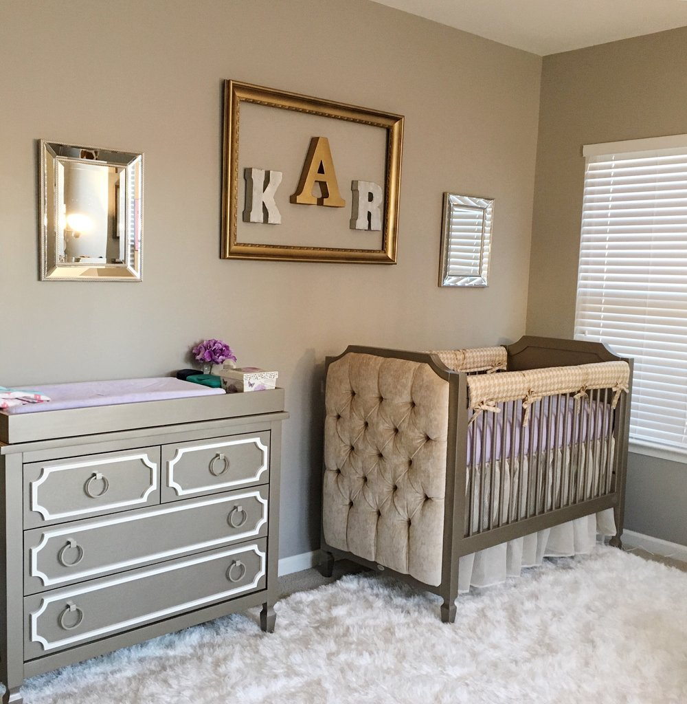 Adams Nursery Reveal