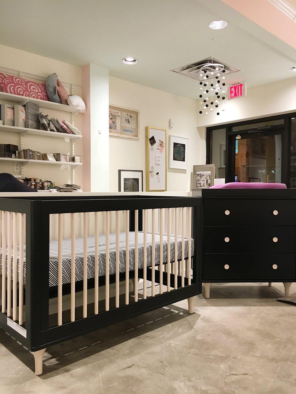 Babyletto Lolly Crib & Dresser