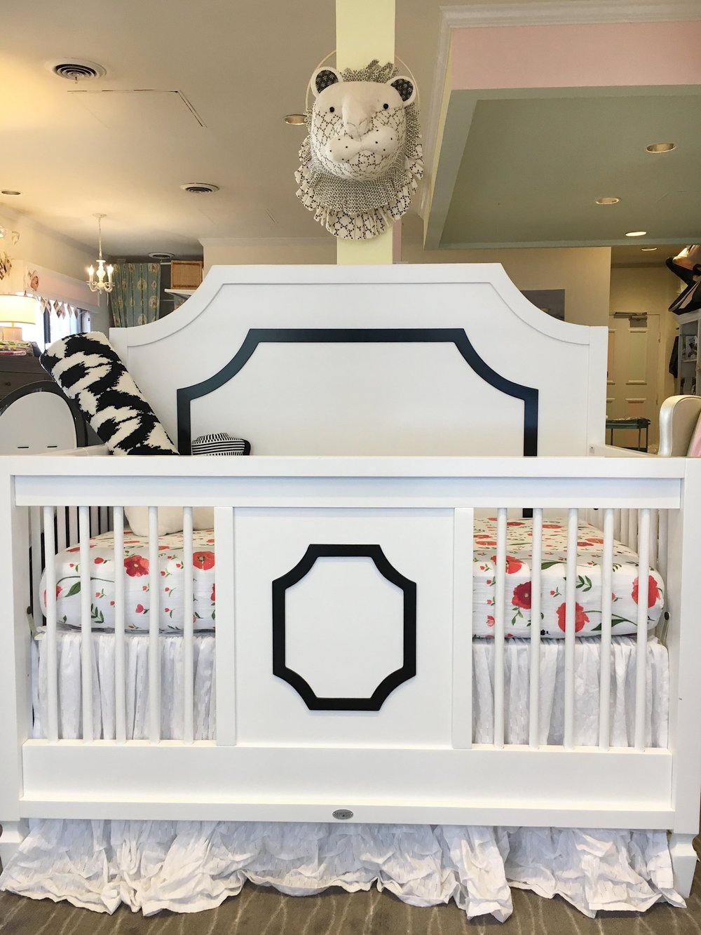 Newport Cottage Beverly Convertible Crib