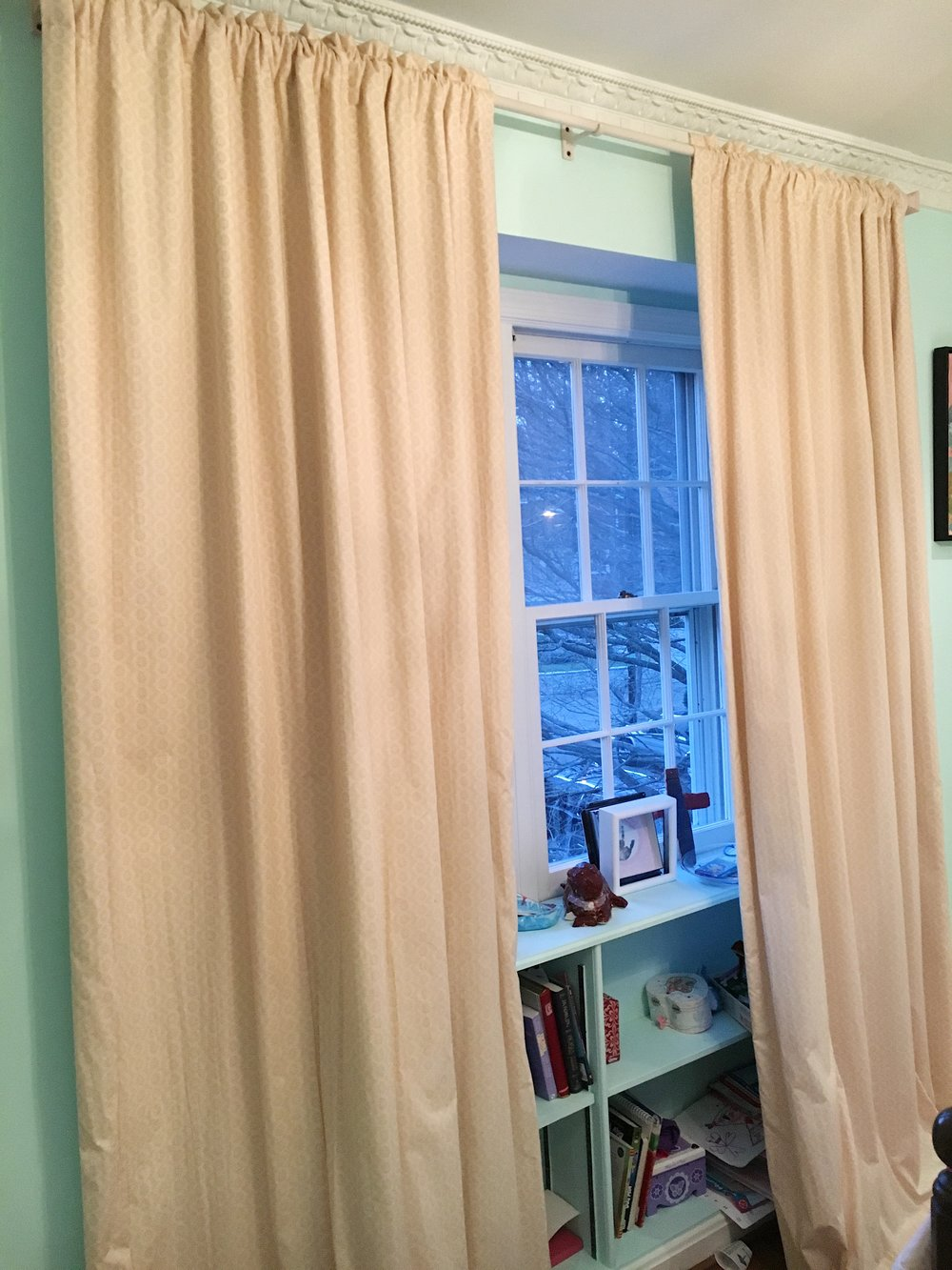 Elizabeth Allen Curtains