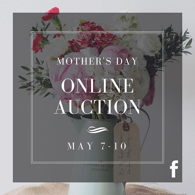 Our online auction is up and running! Check out our Facebook page to see the album and bid on some amazing items! 100% of the proceeds will go directly to supporting homeless women in Little Rock. The auction ends at 12pm on Wednesday and all items can be picked up from Creegen's Pub in NLR from 5:30-8, 5/10. Thank you all for your support! ❤️