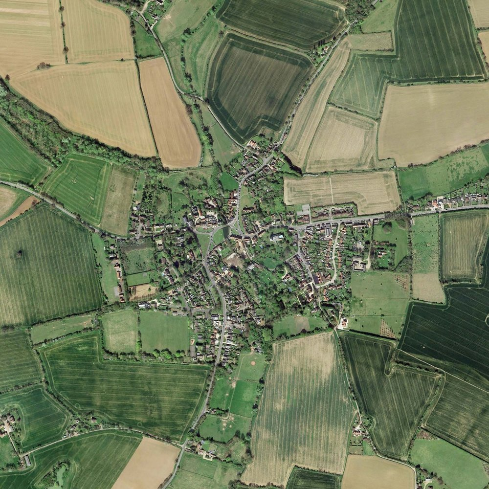 Local Authorities - We continue to work with a number of local authorities across Great Britain. Our services are often sought for reviewing planning applications and supporting landscape reasons for refusal through the appeals and inquiry process.Clients include North East Derbyshire, Derbyshire Dales,Braintree, Huntingdon,South Oxfordshire and The Vale of White Horse.Photograph: Aerial View of Finchingfield in Braintree District, north-west Essex.Learn more in Projects