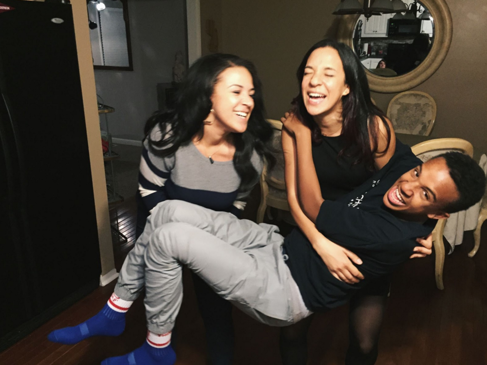 FEATURED MULTIRACIAL INDIVIDUAL MEET KAYCI BALDWIN via Swirl Nation Blog