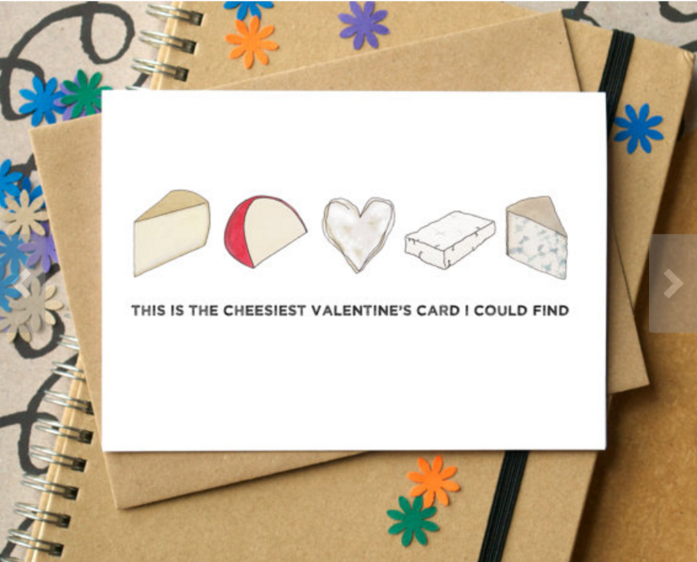 5 FUNNY VALENTINES DAY CARDS Swirl Nation Blog – Food Valentine Cards