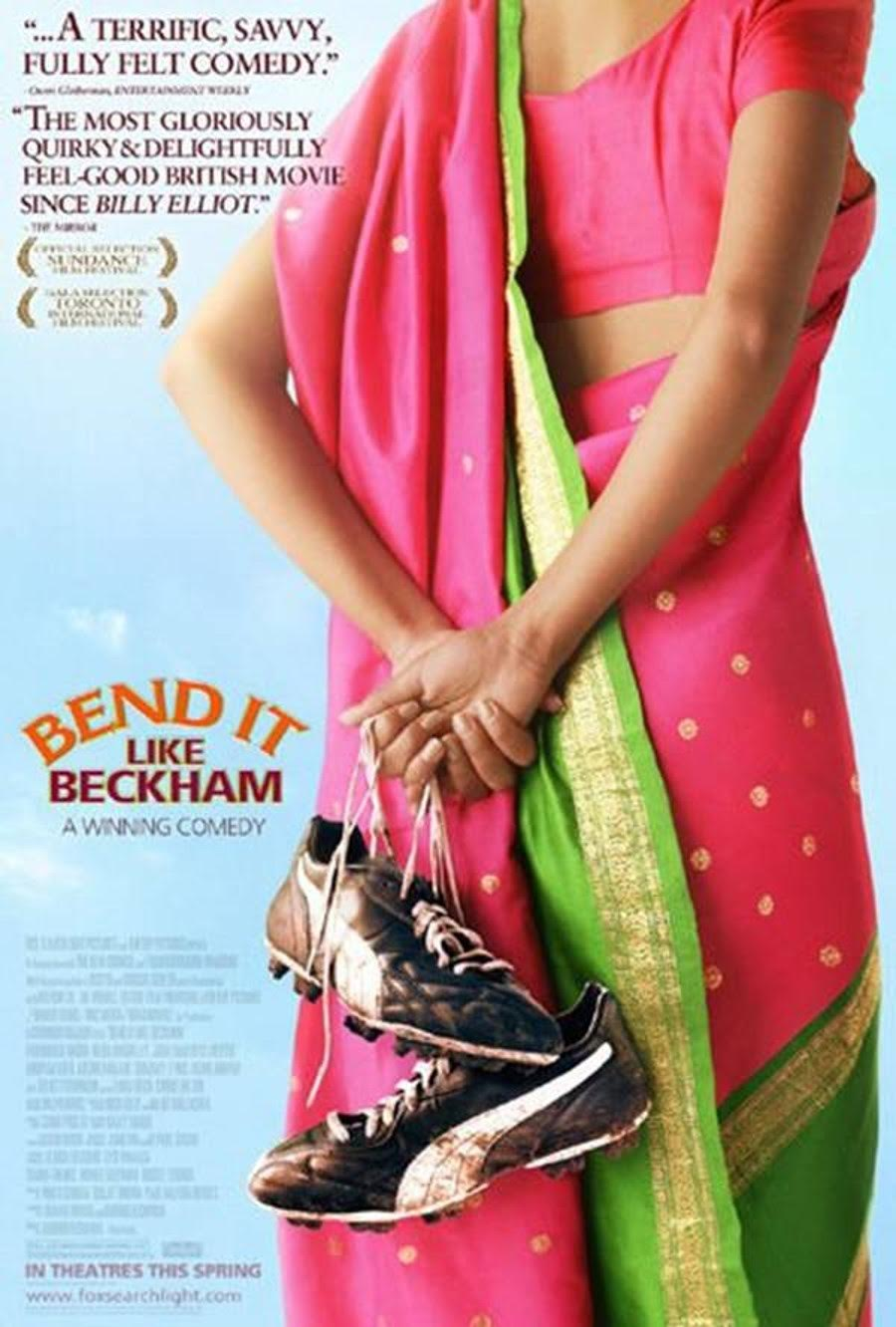 DIVERSE MOVIE NIGHT PICKS! BEND IT LIKE BECKHAM via Swirl Nation Blog