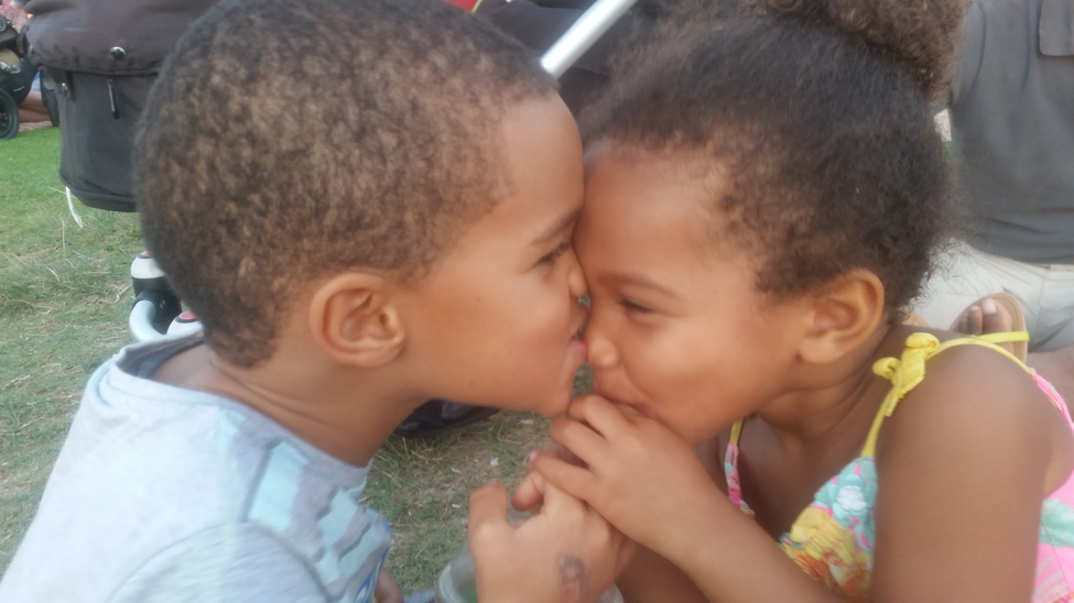 FEATURED MULTIRACIAL FAMILY MEET THE KISSIEDU-GREEN FAMILY via Swirl Nation Blog