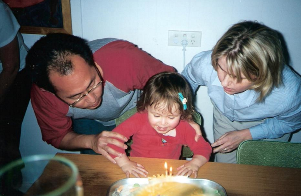 FEATURED MULTIRACIAL KID: MEET MEI via Swirl Nation Blog