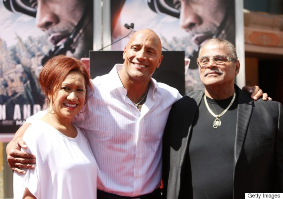 MULTIRACIAL MAN CRUSH MONDAY THE ROCK AKA DWAYNE JOHNSON via Swirl Nation Blog