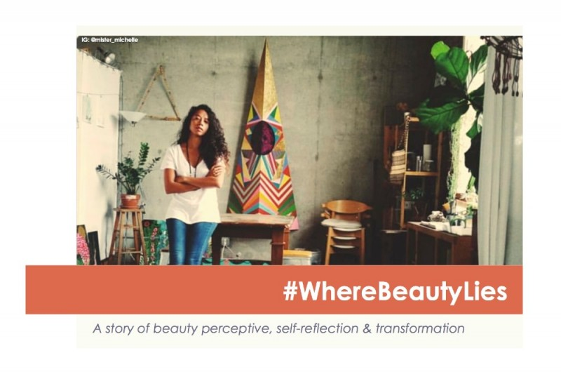 #WhereBeautyLies Film via Swirl Nation Blog