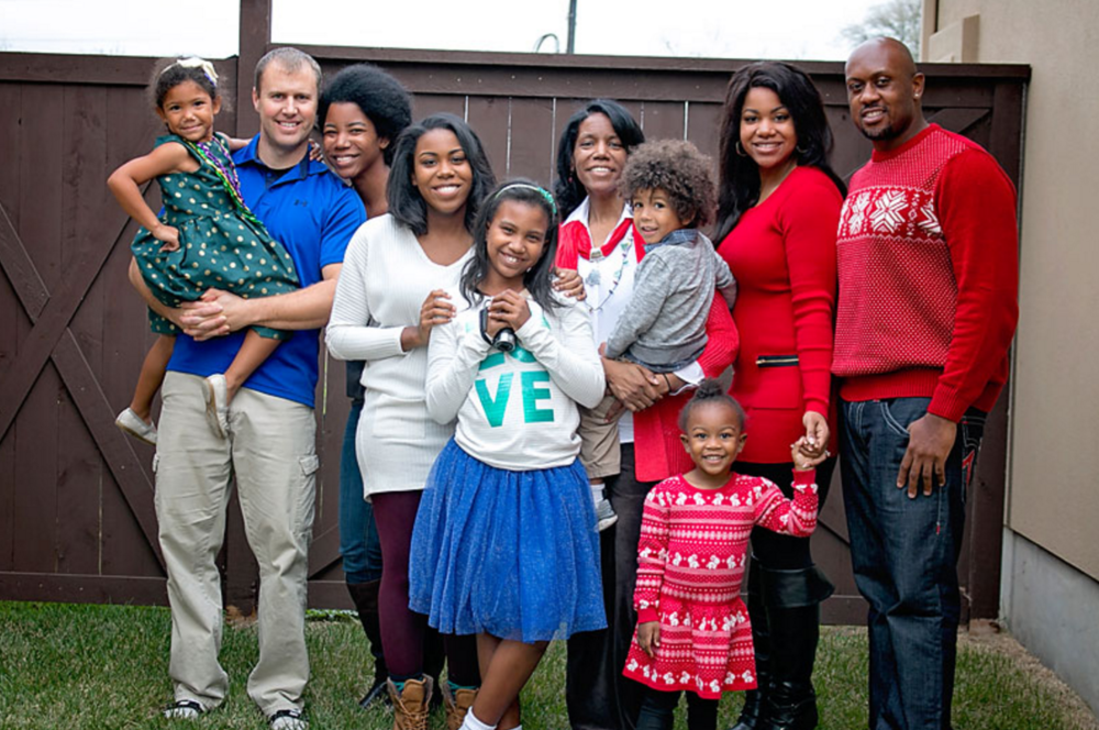 FEATURED MULTIRACIAL FAMILY MEET THE BORGET FAMILY via Swirl Nation Blog