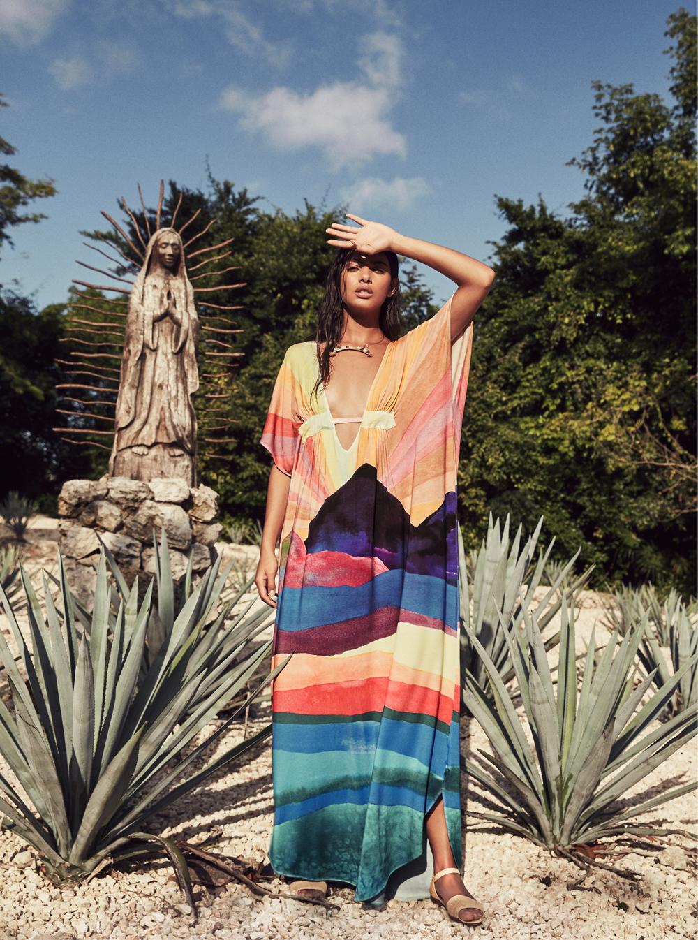 SWIRL STYLE MARA HOFFMAN'S MEXICAN INFLUENCE via Swirl Nation Blog