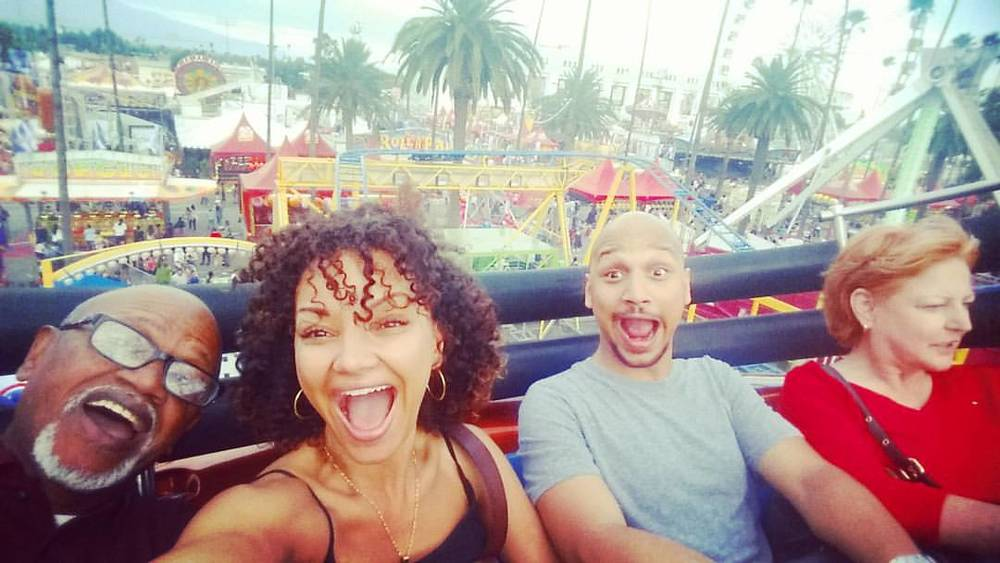 FEATURED MULTIRACIAL INDIVIDUAL STEVVI ALEXANDER via Swirl Nation Blog