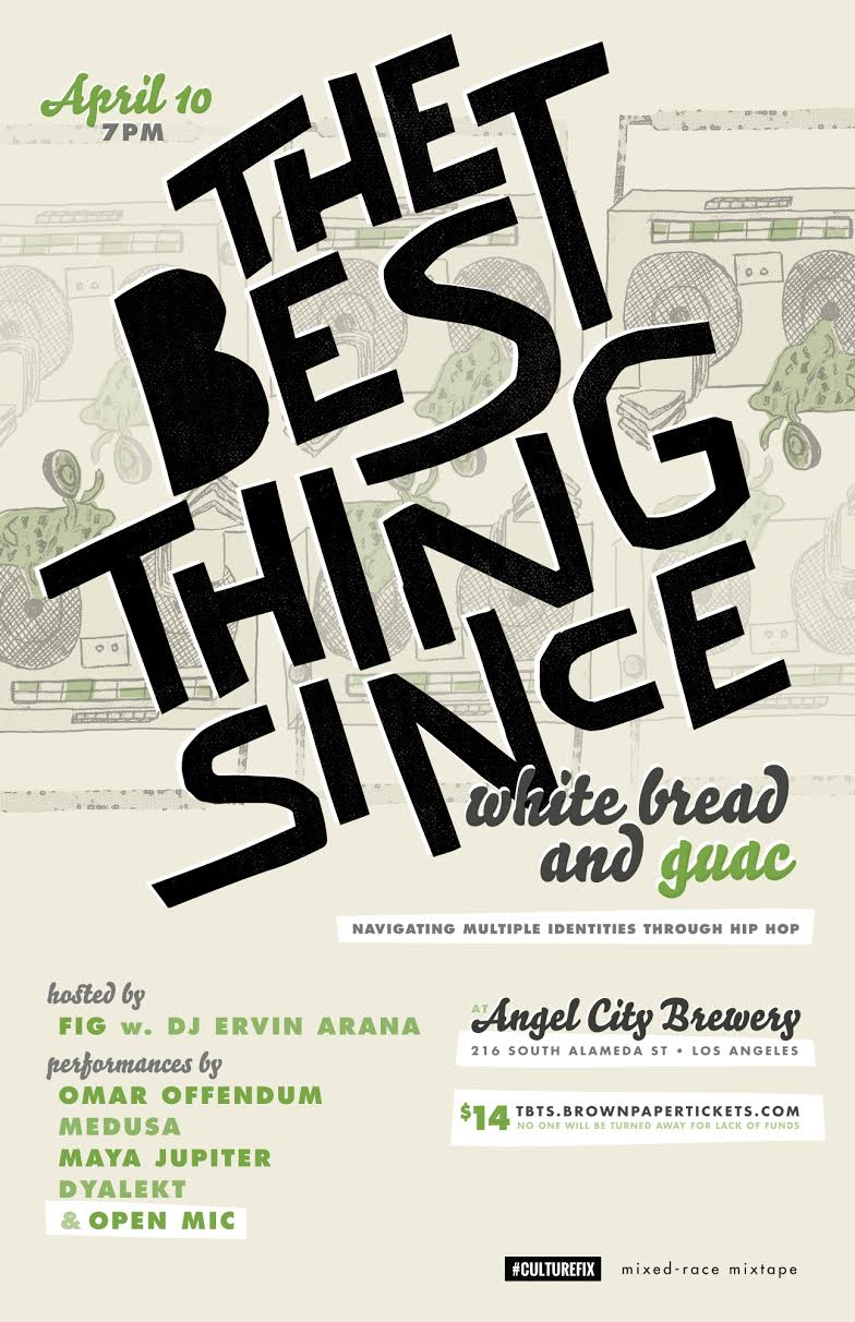 Mixtape present The Best Thing Since… hip hop event series at Angel City Brewery via Swirl Nation Blog