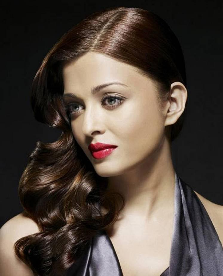 The beautiful and fair Aishwarya Rai
