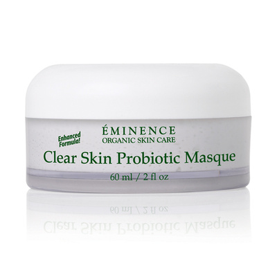 SWIRL SKIN: EMINENCE CLEAN SKIN PROBIOTIC MASK via Swirl Nation Blog