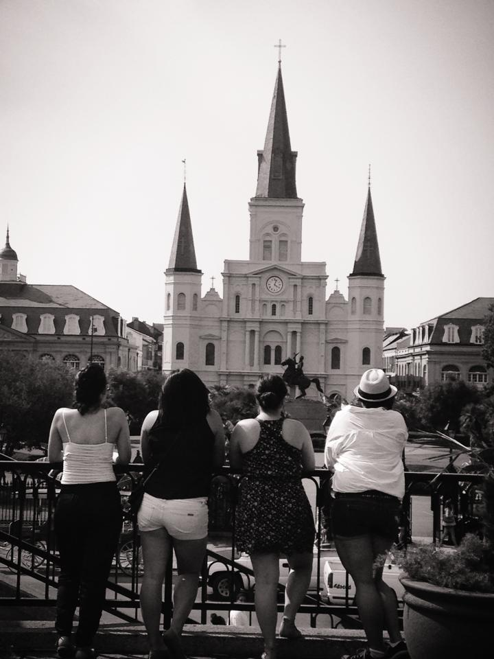 SWIRL DESTINATION NEW ORLEANS via Swirl Nation Blog