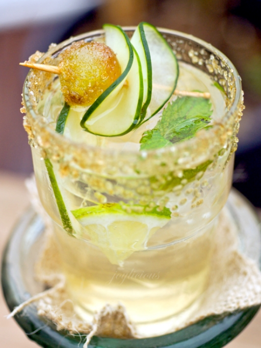 SWIRL COCKTAILS: CUCUMBER DRINKS via Swirl Nation Blog