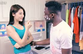 RACIST CHINESE DETERGENT AD via Swirl Nation Blog