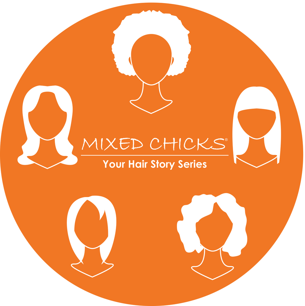"Collaborating with Mixed Chicks- Why we need the ""Your Hair Story Series"" via Swirl Nation Blog"