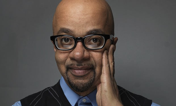 James McBride. The journalist and jazz musician was born to a white, Jewish mother and a black father.