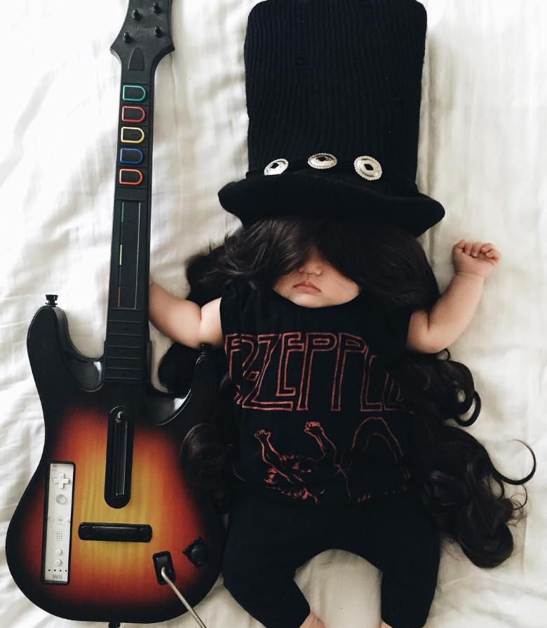 BABY JOEY NAPS via Swirl Nation Blog