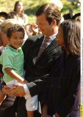 INTERRACIAL ROYAL FAMILY via Swirl Nation Blog