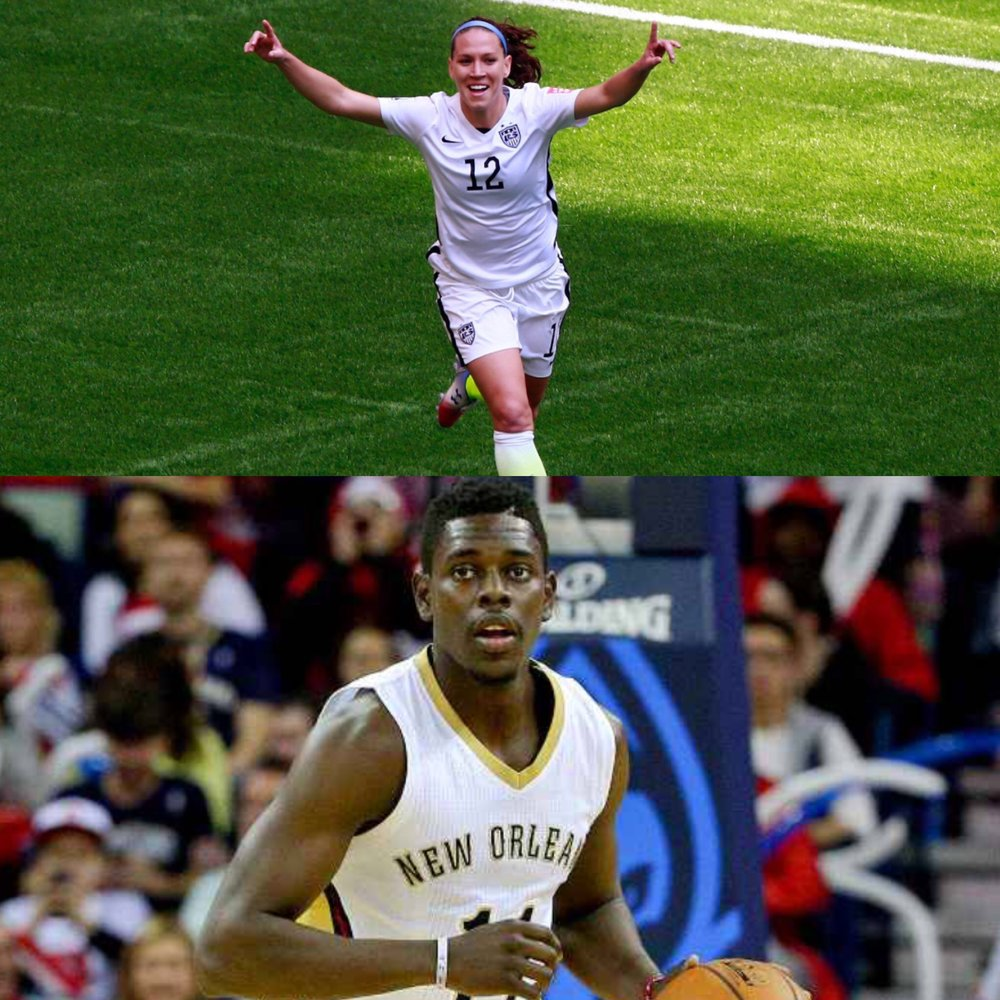 Prayers to Lauren and Jrue Holiday via Swirl Nation Blog