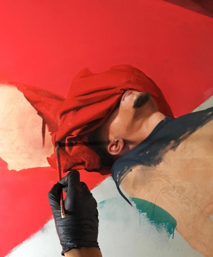 THE ART OF KOHSHIN AND DELFIN FINLEY via Swirl Nation Blog