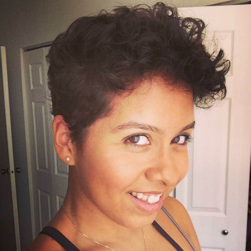 FEATURED MULTIRACIAL INDIVIDUAL: MEET JOANNA THOMPSON via Swirl Nation Blog