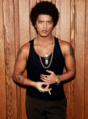 IN MY HEADPHONES: BRUNO MARS via Swirl Nation Blog