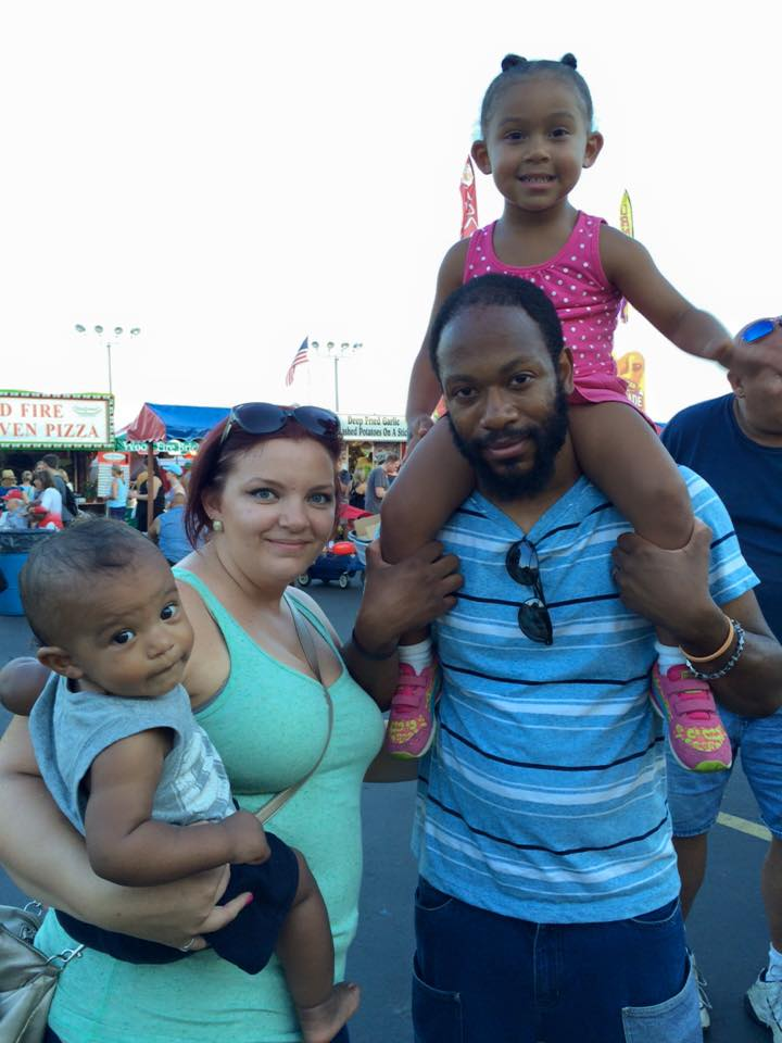 FEATURED MULTIRACIAL FAMILY: MEET THE THOMAS FAMILY via Swirl Nation Blog