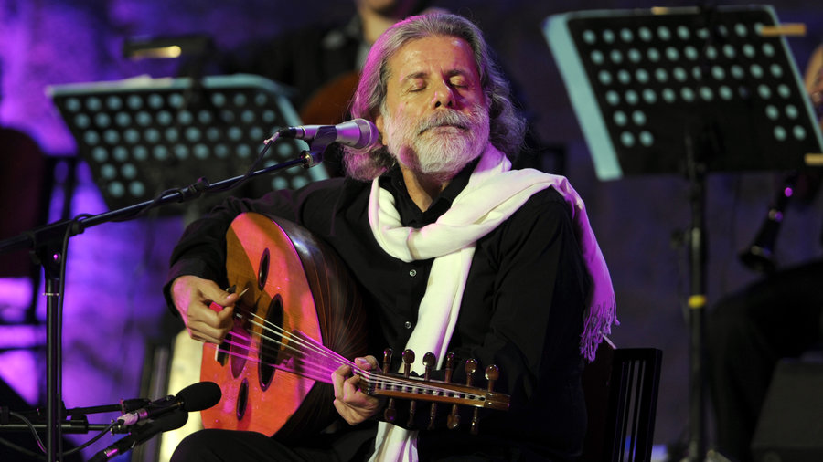 IN MY HEADPHONES: MARCEL KHALIFE'S ANDALUSIA OF LOVE via Swirl Nation Blog