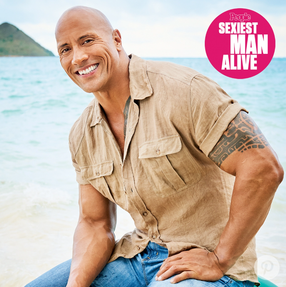 MULTIRACIAL #MCM: THE ROCK AKA THE SEXIEST MAN ALIVE via Swirl Nation Blog