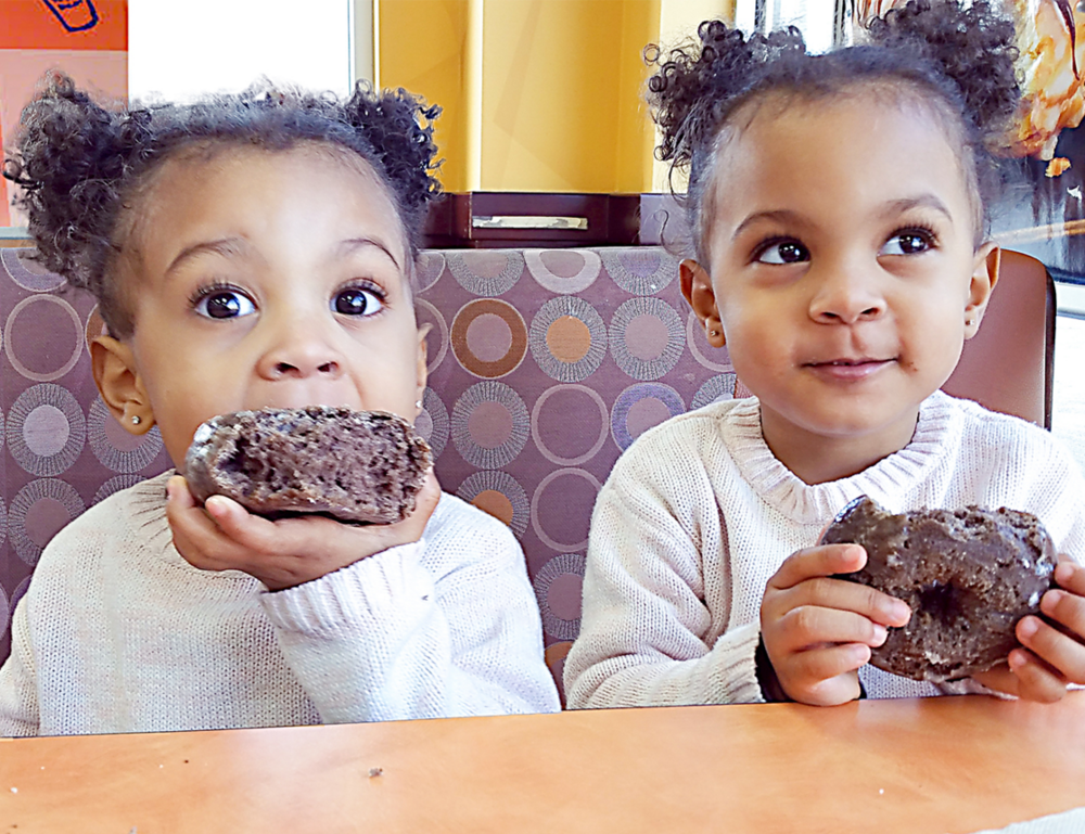 THE MCCLURE TWINS via Swirl Nation Blog