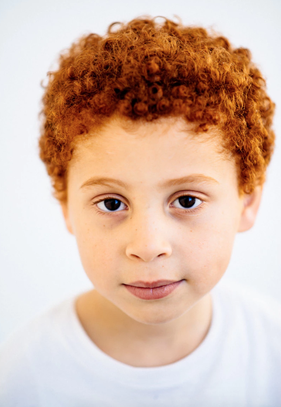 MULTIRACIAL REDHEADS CHALLENGE THE WAY WE SEE RACE via Swirl Nation Blog