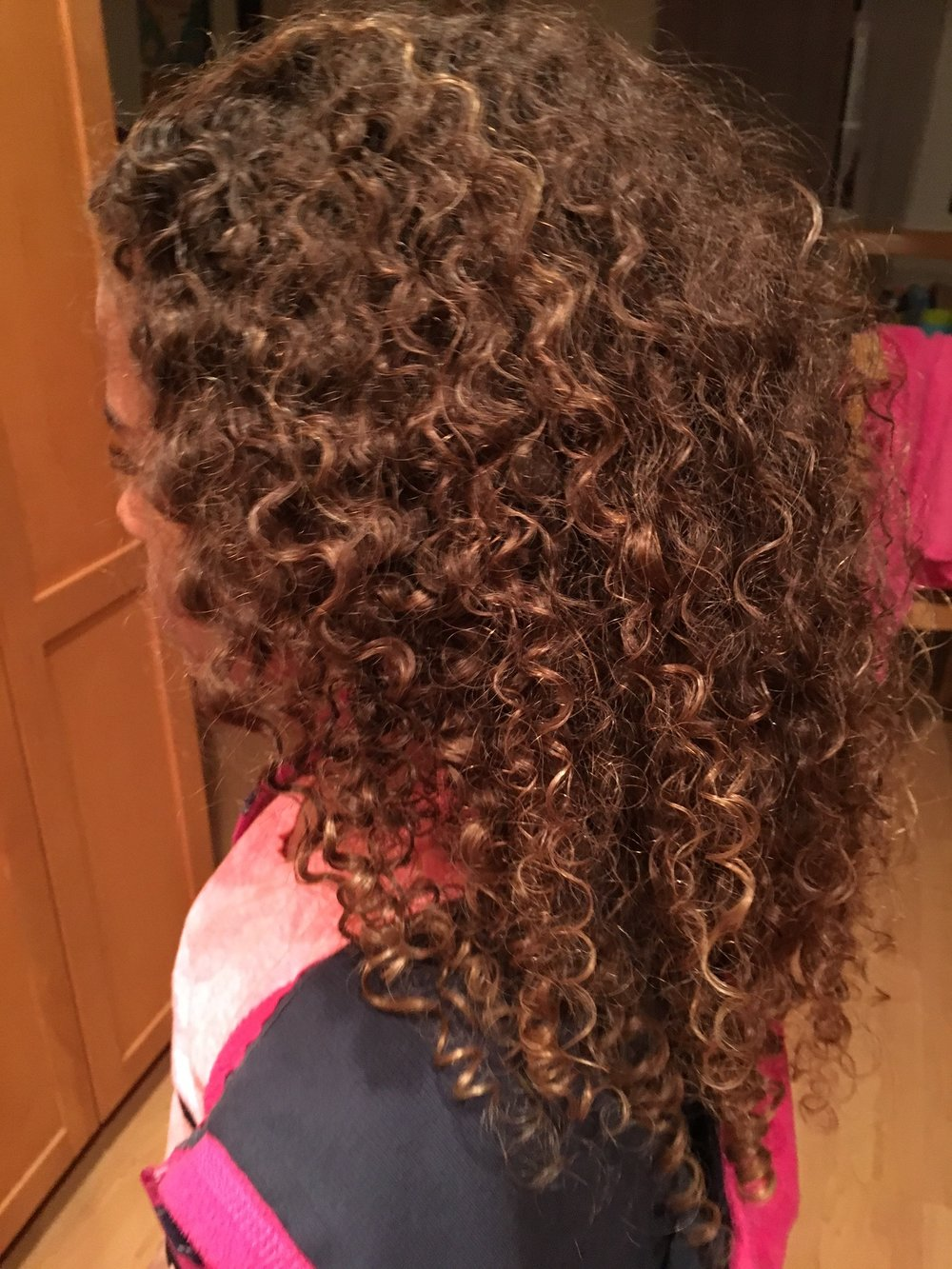 THERESA'S MIXED CHICKS HAIR PRODUCT REVIEW via Swirl Nation Blog