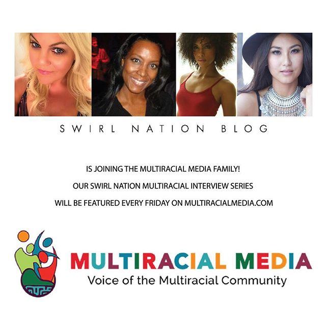 We are excited to announce that Swirl Nation Blog has moved over to Multiracial Media! You can now go to one place for all of your multiracial goodness! ⠀ ⠀ ⠀ Every Friday we will feature a multiracial family or individual as a part of our Swirl Nation Multiracial Interview Series. Click the link in the bio to meet this week's featured family and make sure you follow @multiracial_media ⠀ .⠀ .⠀ .⠀ .⠀ .⠀ #multiracial #multiethnic #multicultural #mixedgirl #mixedwoman #mixedrace #mixed #mixedchicks #mixedbabies #mixedhair #fashion #fashionblogger #biracial #eurasian #hapa #creole #losangeles #CA #perfectlyblended #mommyblogger #multiracialmedia #swirlnation #interracialcouples #interracialfamilies