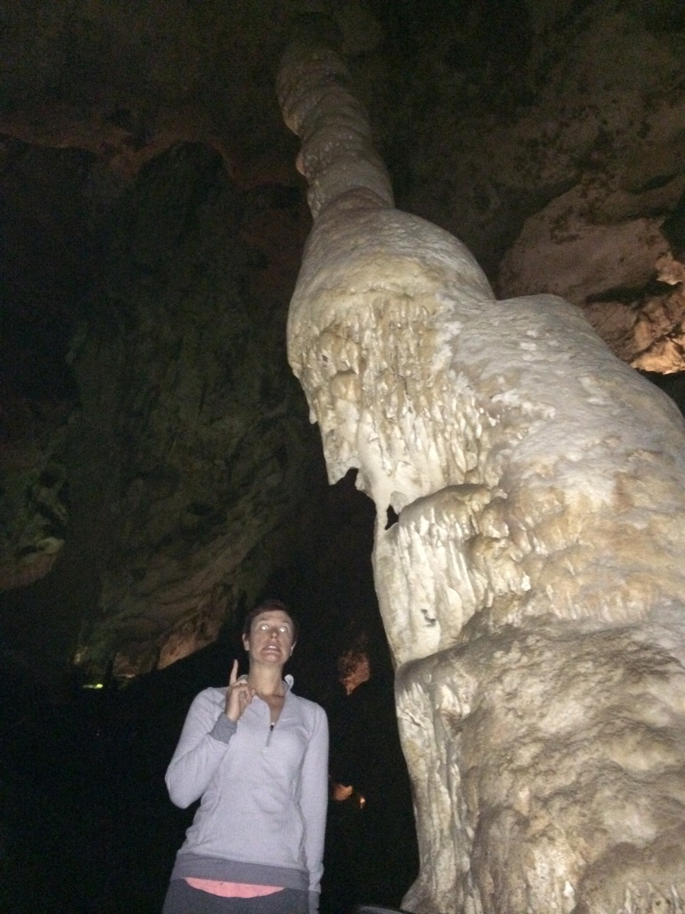 Carlsbad Caverns, NM