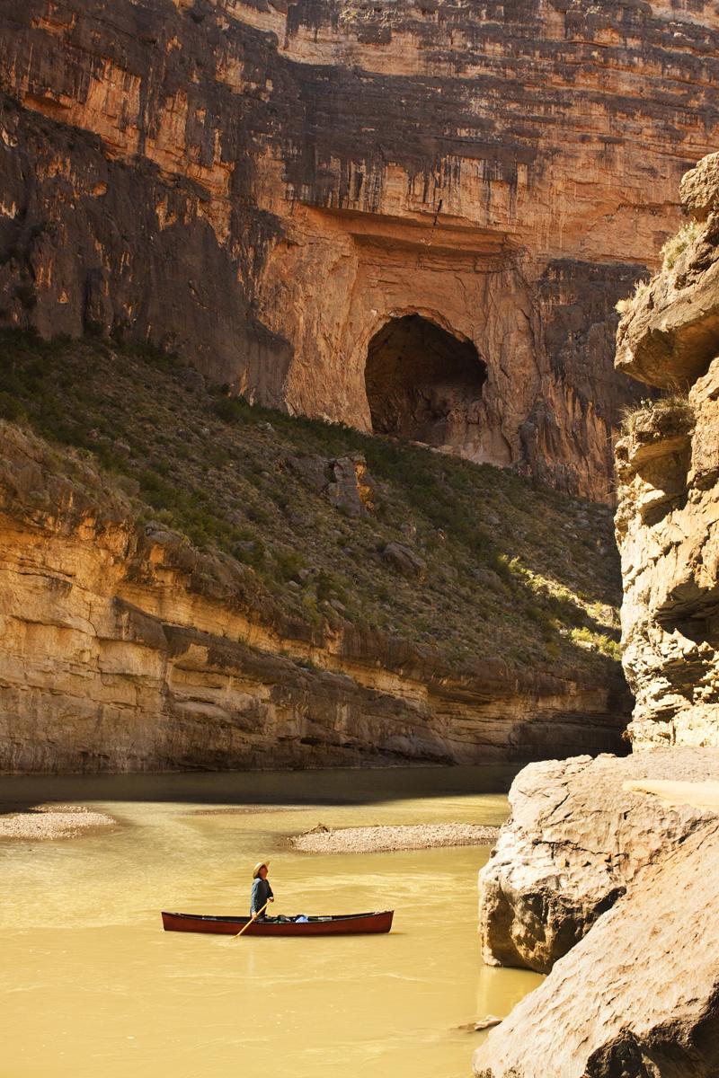 Cave Canoe