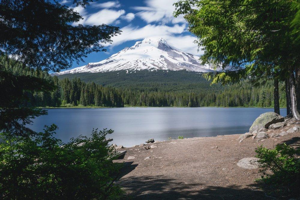 Mt. Hoot & Path