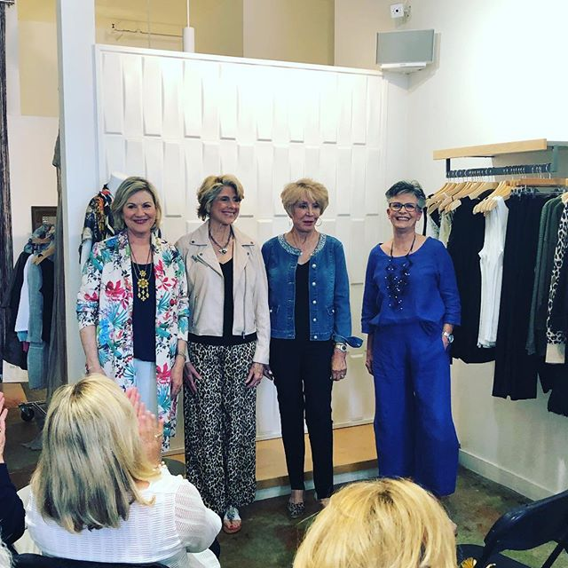 Thank you so much to our beautiful models from the Monday Club!! 10% of sales will go to the Julia Morgan built clubhouse. #womensupportingwomen #themondayclubslo