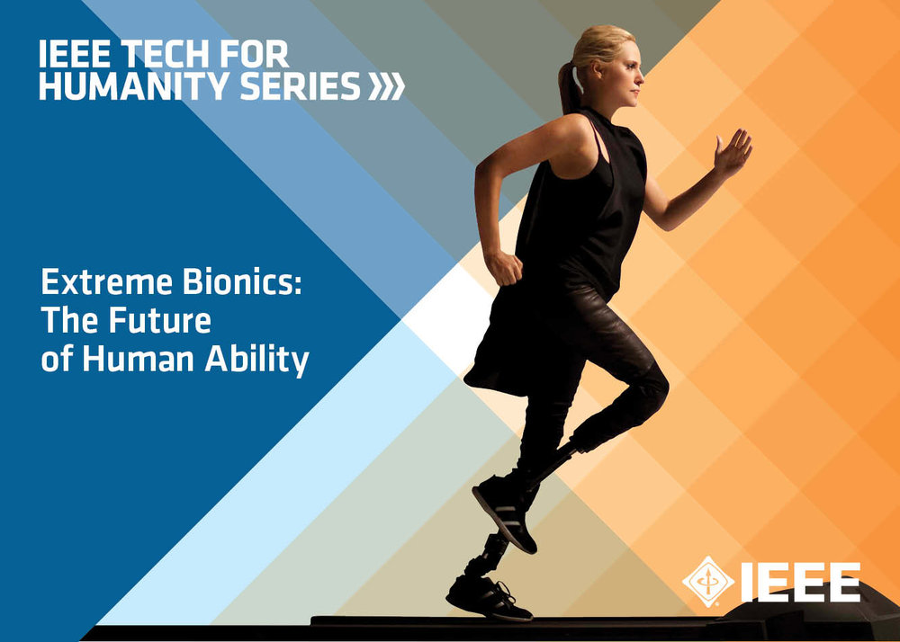 EXTREME BIONICS: THE FUTURE OF HUMAN ABILITY at SXSW Interactive 2018