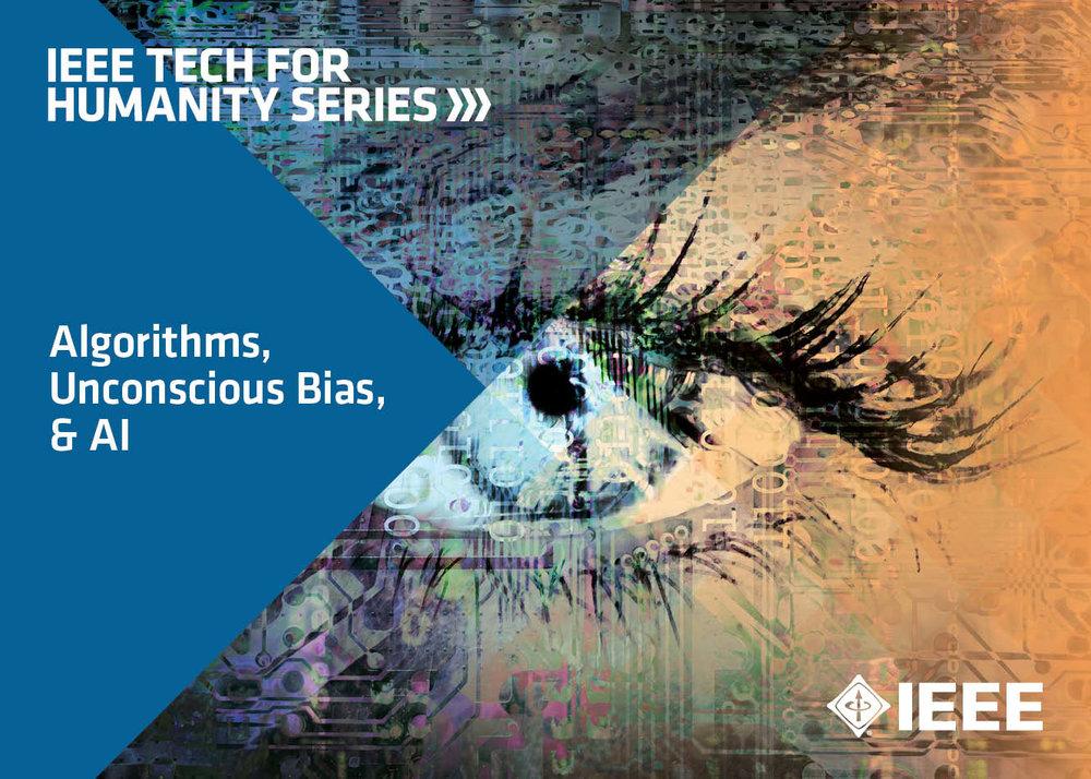 ALGORITHMS, UNCONSCIOUS BIAS & AI at SXSW Interactive 2018