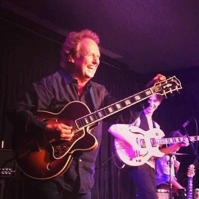 Performing with Lee Ritenour- Studio City- January, 2014