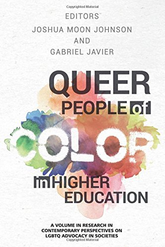 CHAPTER 11: MEETING AT THE INTERSECTIONS: USING QUEER RACE PEDAGOGY TO ADVANCE QUEER MEN  IN HIGHER EDUCATION