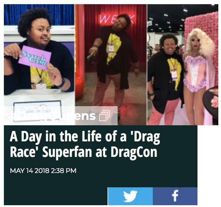 A day in the life of a Rupaul's drag race super fan| PRIDE - Already in its fourth year, RuPaul's DragCon took over Downtown Los Angeles this past weekend and celebrated all things queer! The annual, three-day convention brought over 50,000+ people together to embrace their courage, uniqueness, nerve, and talent, and the entire event and was proof that no matter who you are, you belong!