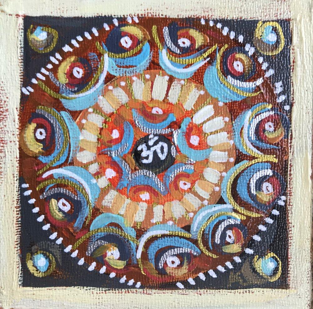 Yang Mandala (SOLD)