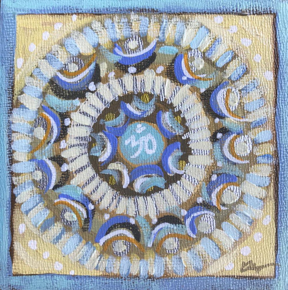 Yin Mandala (SOLD)